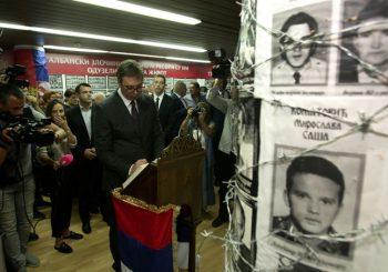 VUČIĆ: Kritikuju me zbog plana za Kosovo, a ja ga, nakon Ćosića i Đinđića, jedini imam