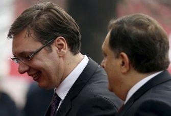 DODIKOVA NAJAVA: Predsjednici svih stranaka iz RS u subotu sa Vučićem