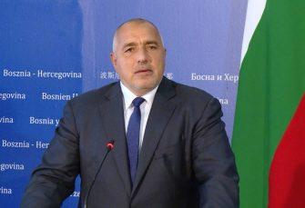 """BOJKO BORISOV: Bugarska morala da odustane od """"Južnog toka"""" zbog ogromnog pritiska SAD i EU"""