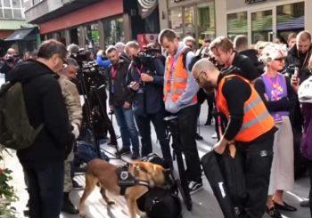 SARAJEVO: Policija blokirala centar i provjerava sve, od šahtova do saksija