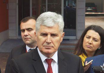 Čović imao sudar u Širokom Brijegu