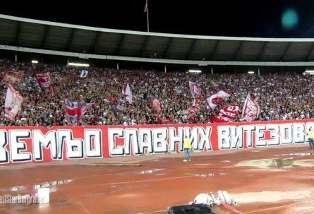 POPUŠTANJE: Albanci se žalili FIFA, Zvezda odustala od meča sa Trepčom na Kosovu, igraće se u Beogradu