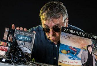 """NASTAVAK SAGE: Objavljen drugi dio trilogije Neleta Karajlića """"Solunska 28"""""""