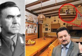 Mirno jutro u paklu: Pavelić i Luburić pričaju o Lovri Kuščeviću