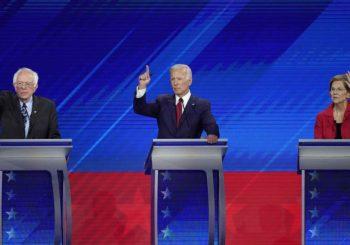DEBATA: Zdravstvo najveći povod za neslaganja među vodećim predsjedničkim kandidatima Demokratske stranke SAD