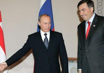 SAKAŠVILI: Putin odlučio da obnovi SSSR do 2024.