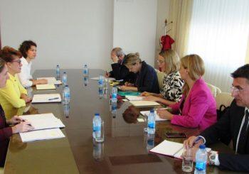 SASTANAK: Ministarka finansija RS sa misijom Svjetske banke o unapređenju u oblasti bankarskog sektora