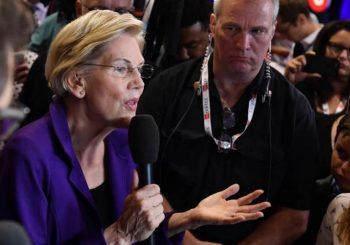 KO ĆE TRAMPU NA CRTU: Elizabet Voren najuvjerljivija u debatama demokrata, potisnula Bajdena u drugi plan
