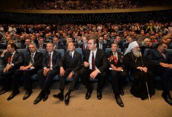 MEDVEDEV NA AKADEMIJI: I u Moskvi obilježavamo godišnjicu oslobođenja
