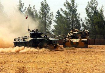 DAN NAKON POSJETE SRBIJI: Erdogan započeo vojni napad na sjever Sirije