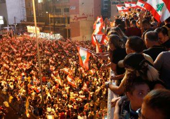 LIBAN: Premijer Hariri najavio ostavku nakon višenedjeljnih protesta