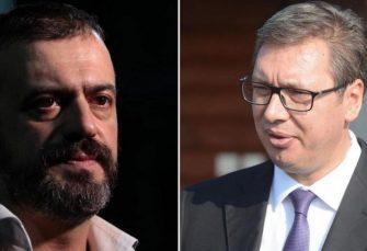 TRIFUNOVIĆ: Nuđeno mi je 500.000 evra da PSG glumi opoziciju, VUČIĆ: Tu priču ni pas s maslom ne bi pojeo