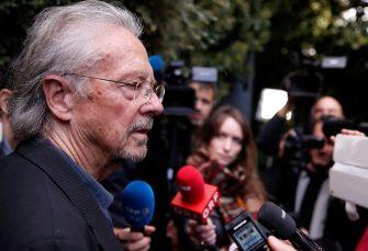 """HANDKE: """"Nikad više u medijima, ne zanimaju ih moja djela, već samo političke reakcije na Nobela"""""""