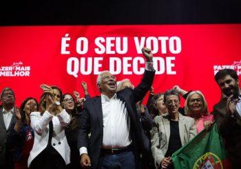 IZBORI U PORTUGALIJI: Socijalisti pobjednici, ali će ipak morati u koaliciju