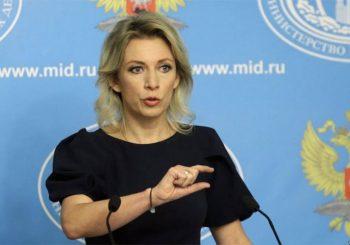 ZAHAROVA: Gdje se to SAD graniče sa Sjevernom Makedonijom i Albanijom?