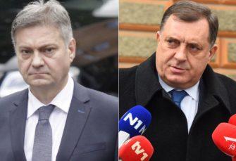 "ZVIZDIĆ U VAŠINGTONU: Otišao na skup MMF-a pa pričao o NATO-u, Dodik to nazvao ""privatnim izletom"""