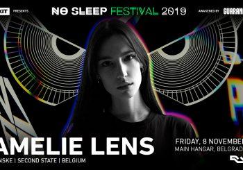 U Beogradu nema spavanja: Amelie Lens predvodi prvi talas Exitovog No Sleep Festivala!