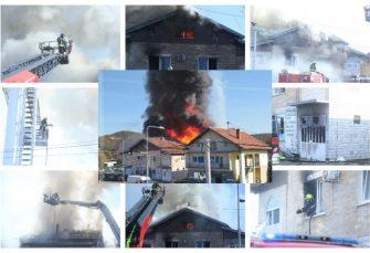 CRNI BILANS: Poginula žena u požaru u banjalučkom naselju Lazarevo