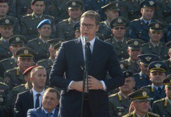 VUČIĆ: Srbija će nastaviti da štiti svoju slobodarsku tradiciju