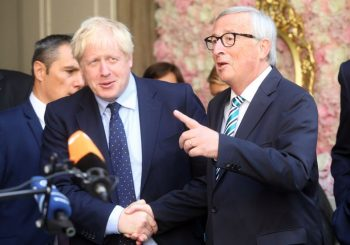 """IMAMO ODLIČAN NOVI SPORAZUM"": Džonson i Junker objavili da je postignut dogovor o Bregzitu"