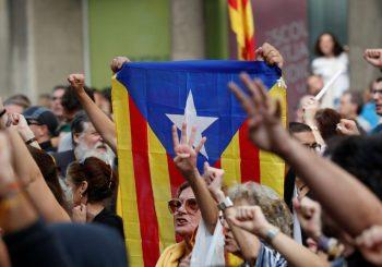 VRHOVNI SUD ŠPANIJE ODLUČIO: Liderima separatista u Kataloniji zatvorske kazne od devet do 13 godina
