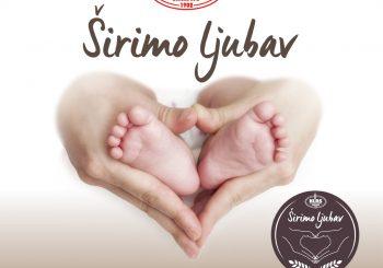 """Uspješno okončana kampanja """"Širimo ljubav"""": Građani Sarajeva i Klas donirali ultrazvučni 4D aparat Općoj bolnici"""