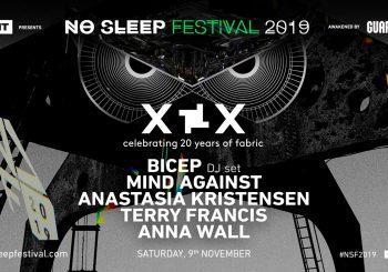 Simbol Londona na No Sleep Festivalu: Fabric slavi jubilej u Beogradu uz Bicep i Mind Against!
