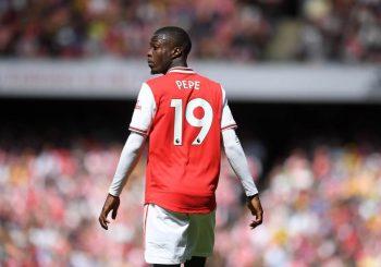 NAVIJAČI LJUTI: Arsenal platio Nikolasa Pepea 80 miliona evra, nevidljiv na terenu