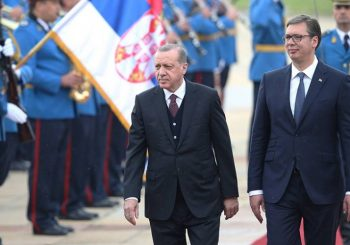Turski predsjednik od sutra u dvodnevnoj posjeti Srbiji