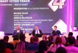 Republika Srpska će ići u primjenu koncepta pametnih gradova