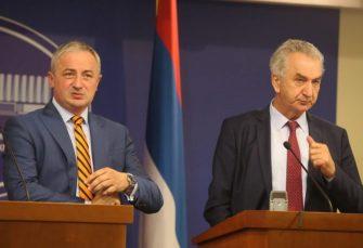 BORENOVIĆ I ŠAROVIĆ BRANE IZMJENE POSLOVNIKA: Ne zadiru u entitetske nadležnosti i nacionalnu strukturu