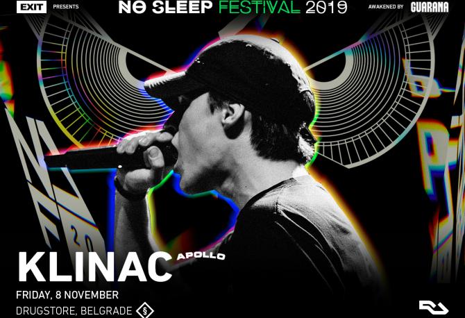 Najpopularniji mladi reper iz Banjaluke, Klinac predvodi novu generaciju zvijezda na No Sleep festivalu!