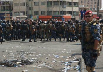 IRAK: U protestima protiv vlade poginula 42 demonstranta, bune se zbog korupcije i nezaposlenosti