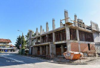 POGINUO RADNIK: Stradao na gradilištu nove policijske stanice u banjalučkom naselju Lauš
