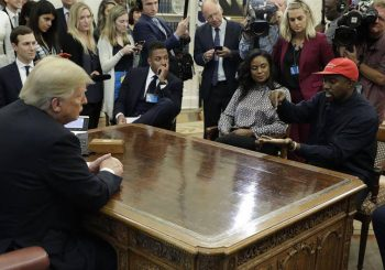 KANJE VEST: Podržavam Trampa da bih nervirao demokrate, jednog dana i ja ću biti predsjednik SAD