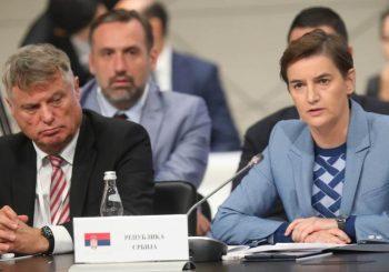 Ana Brnabić potpisala sporazum o slobodnoj trgovini između Srbije i Evroazijske unije