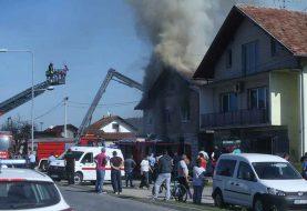 BANJALUKA: Poznat identitet poginule žene u požaru u Lazarevu