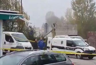 Pucnjava u Sarajevu, ubijena žena