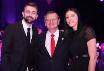 PRIZNANJA: Tijana Bošković i Uroš Kovačević proglašeni za najbolje odbojkaše Evrope