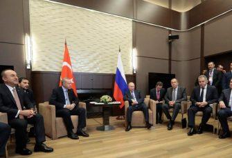 SPORAZUM ERDOGAN - PUTIN: Turci i Rusi zajedno patroliraju na sjeveru Sirije, Kurdi se povlače