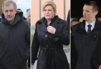 O čemu bi govorili Penava, Škoro ili Grabar-Kitarović da nema rata?