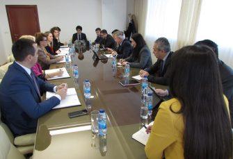 Održan sastanak ministarke finansija RS Zore Vidović sa šefom Misije MMF-a