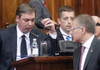 ODNOSI PREDSJEDNIKA I MINISTRA: Aleksandar Vučić (ni)je u sukobu sa Nebojšom Stefanovićem
