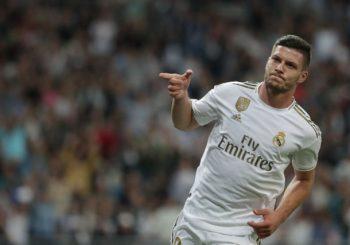 TRANSFER NA POMOLU: Luka Jović u januaru napušta Real i prelazi u Milan?