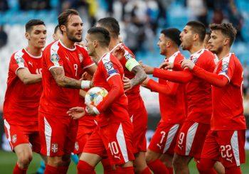 ŽRIJEB ZA EP: Ako prođu baraž, fudbaleri Srbije u grupi sa Hrvatskom, Engleskom i Češkom
