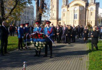DEFILE: Obilježen Dan ulaska srpske vojske u Banjaluku 1918. godine