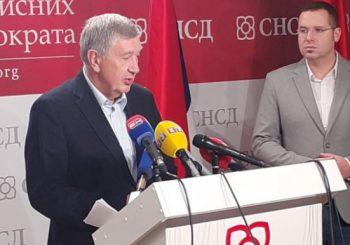 RADMANOVIĆ: Prijedlog SDS-a i PDP-a ide na štetu Republike Srpske