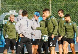 ZABRINUTI: Fudbaleri Napolija u sukobu sa vlasnikom kluba i navijačima, angažovali privatno obezbjeđenje