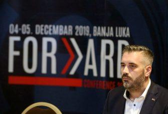 RAJČEVIĆ: Srpska može biti regionalni lider u razvoju informaciono-komunikacionih tehnologija