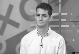 ODLAZAK MLADOG GENIJA: Stipendista Kembridža Mihajlo Sporić (22) uoči smrti imao samo jednu želju